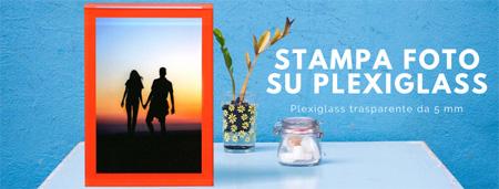 Stampa le tue foto su plexiglass