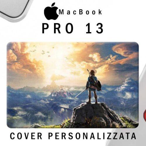 cover personalizzata macbook pro 13