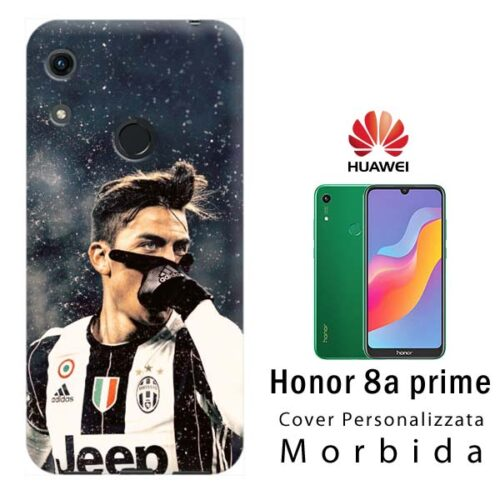 cover personalizzata honor 8a prime