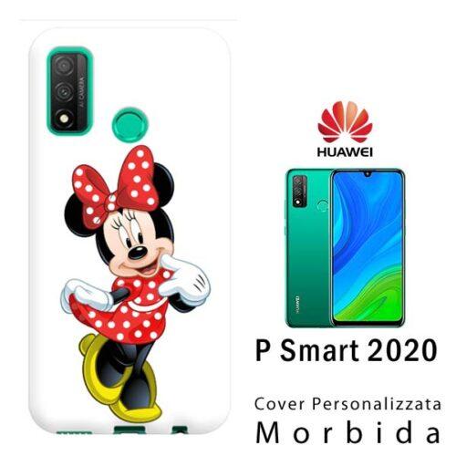 cover personalizzata huawei P Smart 2020