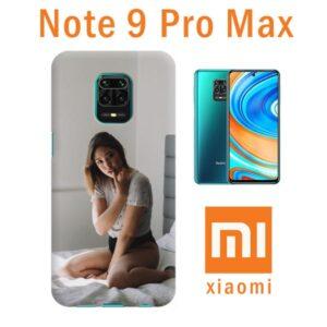 cover personalizzata per Redmi Note 9 Pro Max