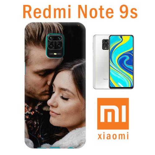 redmi note 9S cover personalizzata morbida