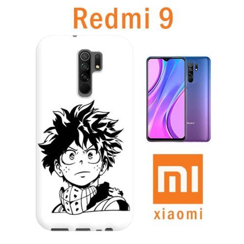 cover personalizzata xiaomi redmi 9