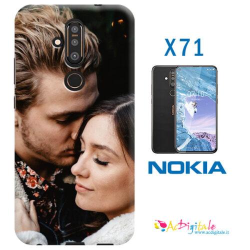 Cover Personalizzata Nokia X71