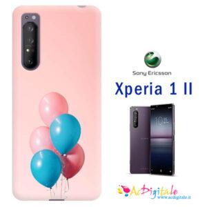 Cover Personalizzate per Xperia 1 II in gomma