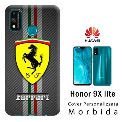 cover personalizzata Honor 9x lite