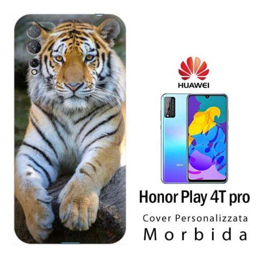 cover personalizzata per honor Play 4T pro