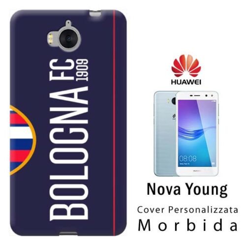 cover personalizzata huawei Nova Young