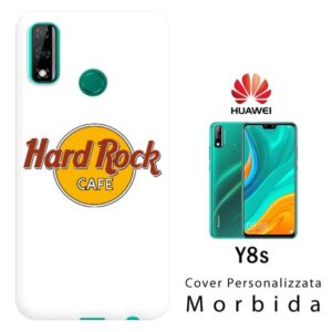 cover personalizzata Y8s huawei
