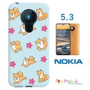 Cover personalizzata Nokia 5.3