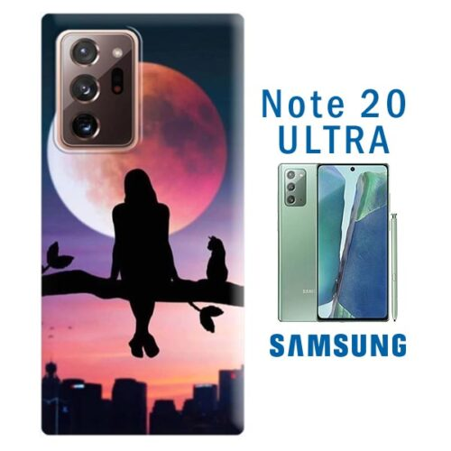 Cover personalizzata per Galaxy Note 20 ultra