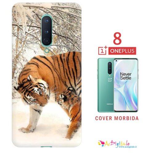 cover personalizzata per OnePlus 8