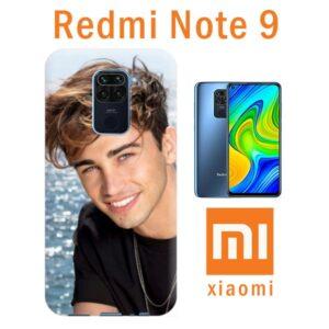 cover personalizzata redmi note 9 morbida