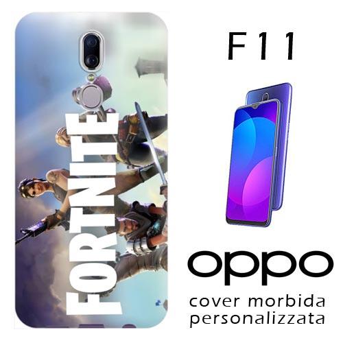 cover con foto per Oppo 11
