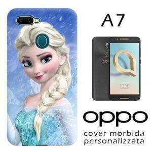 Cover personalizzata per Oppo A7