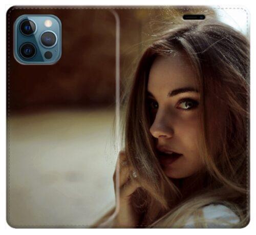 esempio cover a libro per iphone 12 con stampa personalizzata