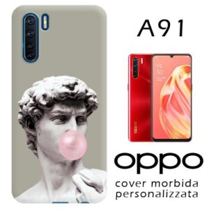cover personalizzata oppo A91