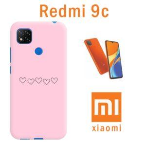 cover personalizzata Redmi 9c