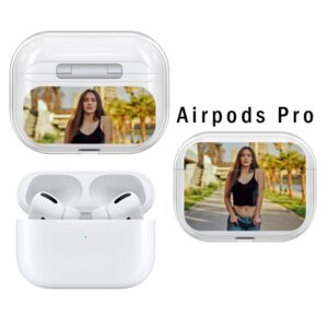 Cover Airpods pro personalizzata