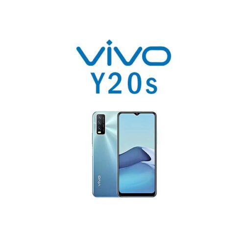 Cover personalizzata morbida vivo Y20s