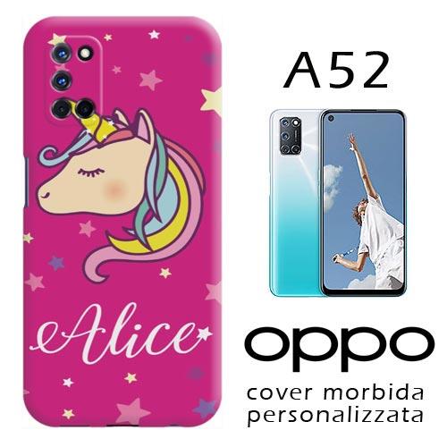 Cover Oppo A52 personalizzata