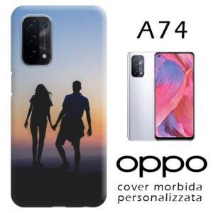 Cover personalizzate Oppo A74