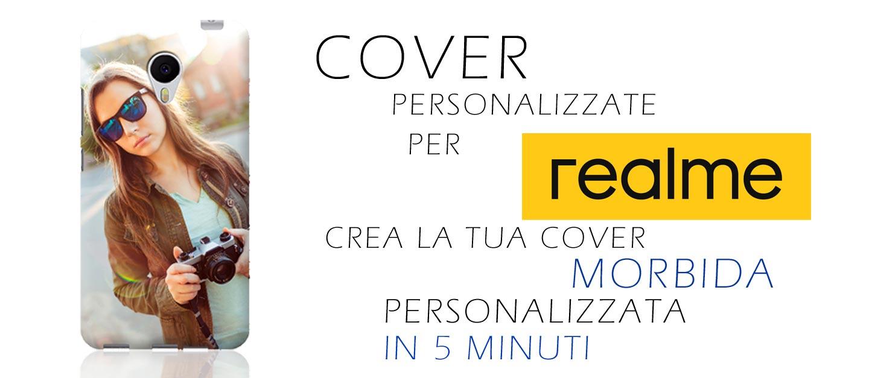 Cover Realme personalizzate