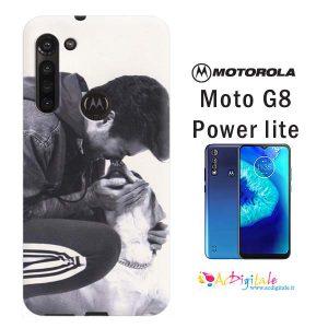 Cover personalizzata Moto G8 power lite