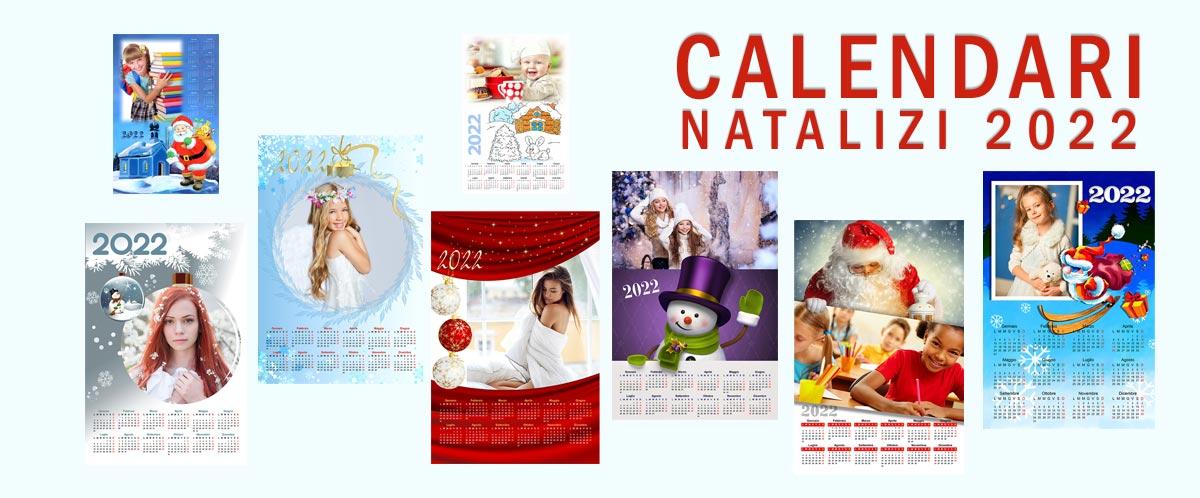 calendari per Natale 2022