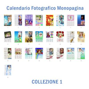 calendario personalizzato 2022