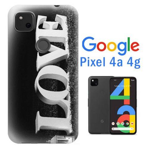 pixel 4a cover personalizzata
