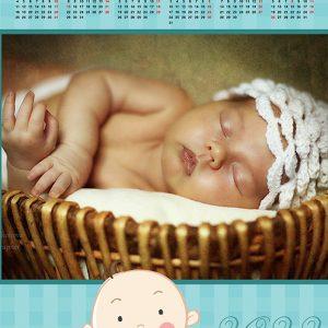 calendario neonato 2022