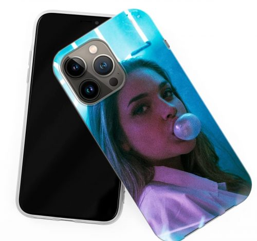 cover personalizzata morbida iphone 13 pro