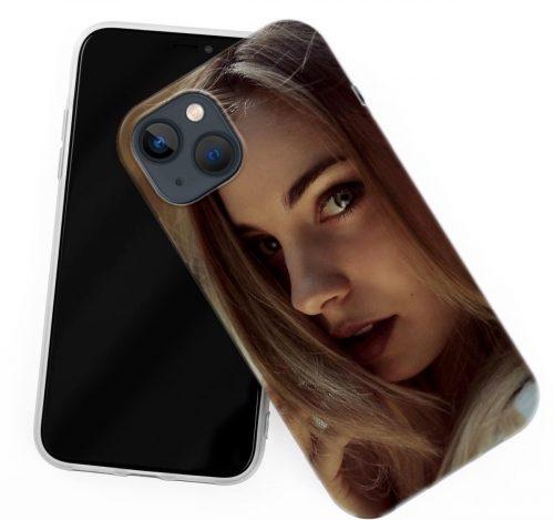 Cover morbida iPhone 13 personalizzata
