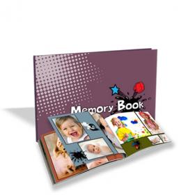 fotolibro per bambini comics